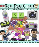 Hip hop kids clip art thumbtall