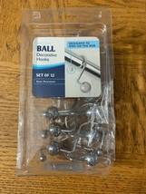 Maytex Ball Decorative Shower Hooks - $16.71