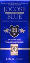 JOCOSE BLUE MEN'S PERFUME BY EAD EAU DE TOILETTE SPRAY 2.5 FL OZ - $6.99
