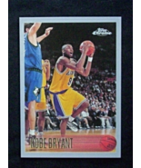 1996/97 Topps Chrome #138 Kobe Bryant [Los Angeles Lakers] Rookie Repro - $4.00