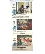 Uptown Saturday Night Lobby Cards Movie Set of 3 - $27.89