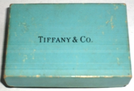 Tiffany & Co. Vintage Jewelry Box [empty] - turquoise, 3 x 2 x 1 inches - €7,49 EUR