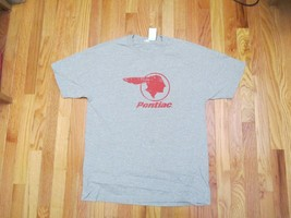 Pontiac  T Shirt Size L - $12.99