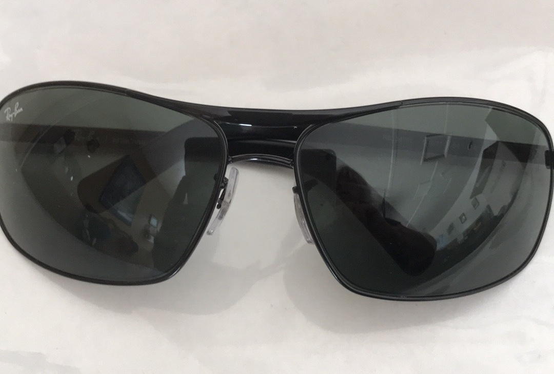 f990c34ed57 Ray-Ban RB3470L 002 71 Sunglasses Black and 38 similar items. Img 2532