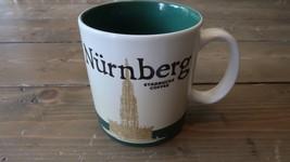 2013 Starbucks Coffee NURNBERG Nuremberg Germany Global City Icon Mug - $39.59