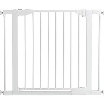 Munchkin Auto Close Pressure Mount Baby Gate for Stairs, Hallways and Do... - $87.14