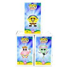 Funko Pop! Complete Set Spongebob Squarepants Patrick Star Squidward Tentacles image 4