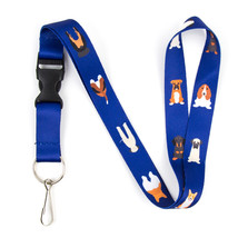 Dog Lanyard Keychain and ID Holder with Detachable, Breakaway Buckle for... - $7.99