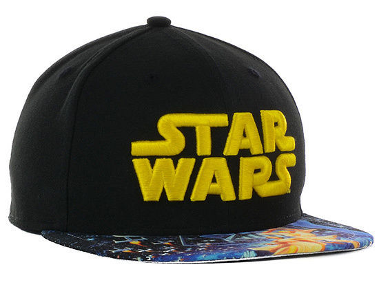 size 40 27c29 5f443 Star Wars NEW HOPE Viza Print New Era 59Fifty 5950 Fitted Hat Disney 7 3 8  CAP -  46.71