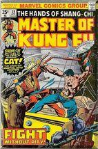 Master Of Kung Fu #39 (1976) *Bronze Age / Marvel Comics / Shang-Chi* - $3.00