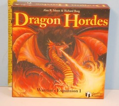 Dragon Hordes Warriors Expansion 1 Face 2 Face 2004 Complete - $9.99