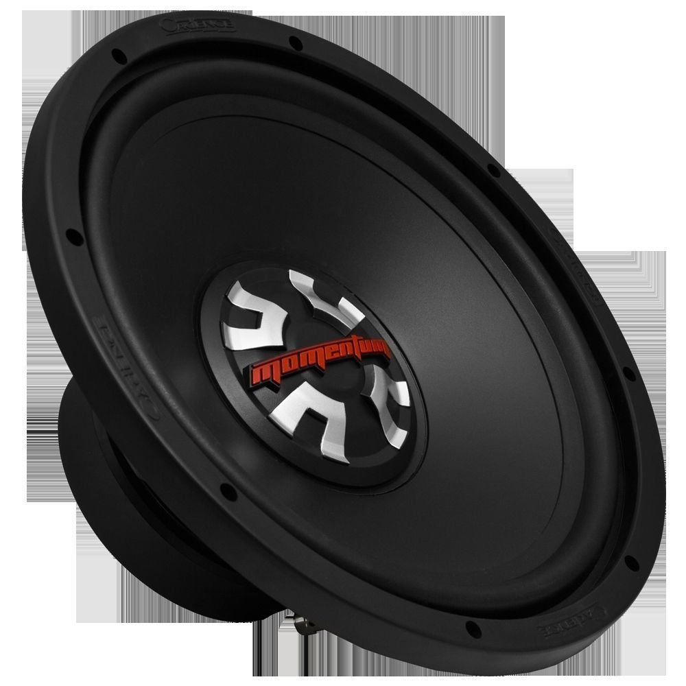 "Cadence Momentum CW123-S4 12"" 1200 Watt 4-Ohm Car Audio Subwoofer"