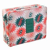 Durable Cartoon Pattern Travel Cosmetic Storage Bag