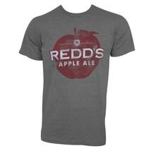 Redd's Apple Ale Tee Shirt Grey - $26.98+