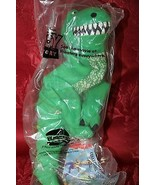 "DISNEY - BURGER KING ""TOY STORY"" PALS 14 INCH ""REX"" UNOPENED SEALED - $12.31"