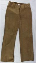 Ann Taylor- LOFT Women's Pants 100% Leather Size 8 (Measure: 32x32) - $39.59