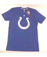 Indianapolis Colts NFL Team Short Sleeve Tee Youth Size M 10/12  NEW (B21) - $11.75