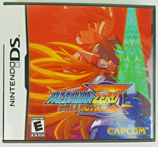 Mega Man Zero Collection (Nintendo DS, 2007) CIB Rare Complete 2DS 3DS X... - $26.11