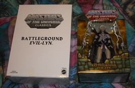 Battleground Evil-Lyn MOTUC Masters of the Universe Classics MOSC MOC He... - $84.00