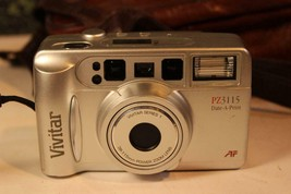 VINTAGE CAMERA - VIVITAR PZ3115  W/CASE - EXC- W17 - $14.69