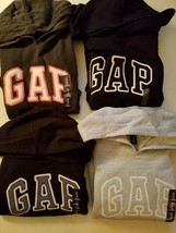 Gap Womens Hoodie Sweatshirts Sweaters Front Pocket Sizes Sm, Med or L NWT - $29.99