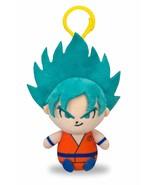 "Dragon Ball Super 3"" Plush Backpack Hangers - $12.22"