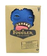 "Fuggler Funny Ugly Monster 9"" Oogah Boogah Blue Felt w/ Tongue Out NEW - $24.99"