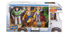 Disney Pixar Toy Story RV Friends 6-Pack Figures Officially Licensed NIB/Sealed image 2