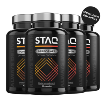3+1 STAQ Performer by STAQ Performance - $179.91