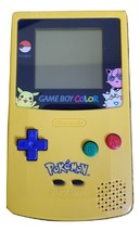 Nintendo Gameboy Color Pokemon Edition Handheld Video Game System Console - $55.00