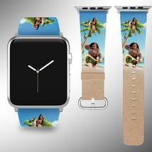Moana Disney Apple Watch Band 38 40 42 44 mm Series 1 2 3 4 Wrist Strap - $24.99+