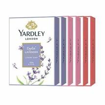 Yardley London Soap (English Lavender, English Rose, Royal Red Roses) - 6x100g - $29.39