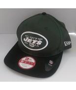 Men's New Era New York Jets Sideline 9FIFTY Snapback Adjustable Hat Cap NWT - $21.77