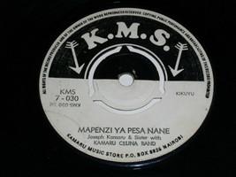 Joseph Kamaru Celina Band Mapenzi Ya Pesa Nane Andu A Mandaraka 45 Rpm R... - £231.42 GBP