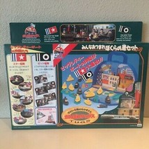 TUGS Our Port Set w Box Very Rare New TUGS Takara Tomy 1992 - $299.99