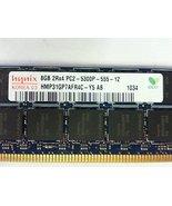 HYNIX HMP31GP7AFR4C-Y5 8GB SERVER DIMM DDR2 PC5300(667) REG ECC 1.8v 2RX... - $24.75