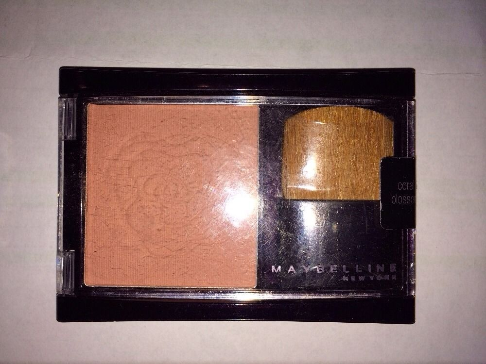 Primary image for Maybelline New York FIT Blush with brush in Coral Blossom