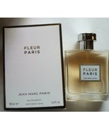 Jean Marc Paris Fleur Paris Eau de Parfum Spray 100ml 3.4 oz New  - $29.21