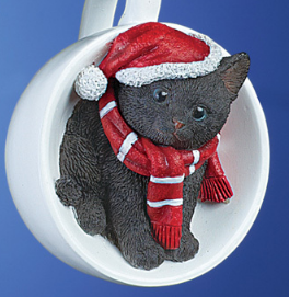 Primary image for Holiday Santa Cats