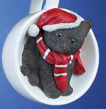 Holiday Santa Cats - $10.95