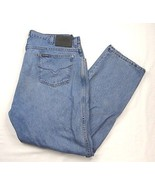 Harley Davidson Motorcycles Denim Blue Jeans W 40 L 32 Relaxed GUC - $29.99