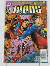 The Titans 2 Superman DC 1999 Bagged - C4354 - $1.99