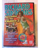 Richard Simmons Sweatin' to the Oldies 3 [DVD New] Exercise Fitness Work... - $19.99