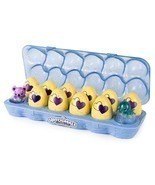 Hatchimals CollEGGtibles Season 3 - 12-Pack Egg Carton (Styles & Colors ... - ₹1,479.82 INR