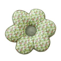 George Jimmy Flower Back Pillow Soft Cushion Office/Car Cotton Tatami Floor Cush - $31.89
