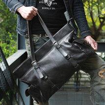 On Sale, Tote Bag, Full Grain Leather Shoulder Bag, Handmade Men Bag, Laptop Bag image 6