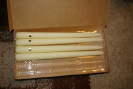 """Partylite Lily of the Valley Ivory Tapers 12"""" Party Lite - $13.00"""
