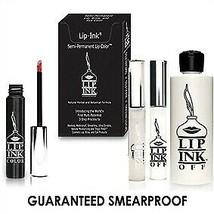 LIP INK 100% Smearproof Liquid Mini Lip Kit - Black Dahlia - $72.77