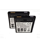 Samsung Galaxy Blaze T769 2X Battery T-Mobile EB-L1G5HVA Spare Extra 190... - $16.73