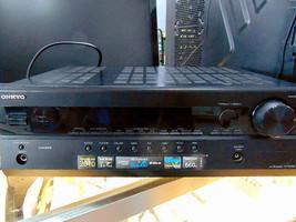 Onkyo HT-R380 5.1channel  370 watt Receiver- working - Free Shipping - $145.12